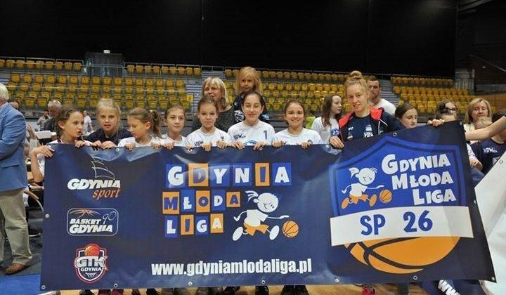 Gdynia Młoda Liga w Gdynia Arena