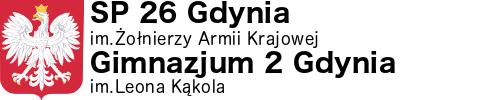 Szkoła Podstawowa nr 26 i Gimnazjum nr 2 w Gdyni