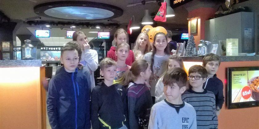 Awans do Finału Wojewódzkiego w Bowling 2017