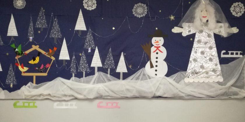 Gdzie jesteś, Pani Zimo?