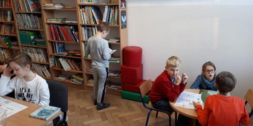 Co słychać w bibliotece?