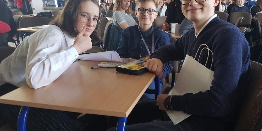 Międzyszkolny konkurs wiedzy o Gdyni