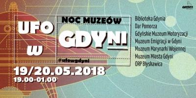 Noc Muzeów w Gdyni