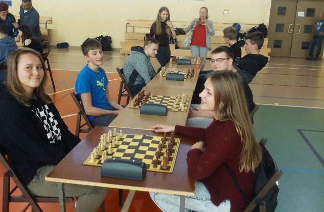 Sukces szachistów na półfinałach !!!