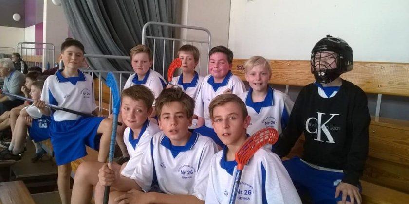 Mistrzostwa Rejonu w Unihokeju Chłopców