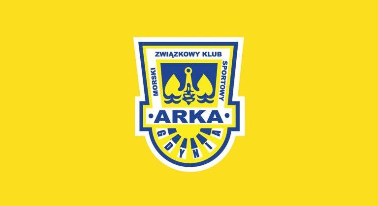 Wizyta piłkarzy Arki Gdynia