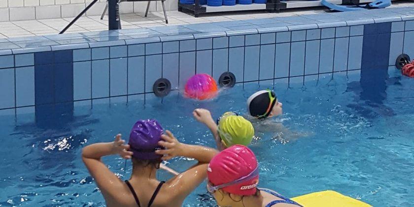 Szaleństwa na basenie