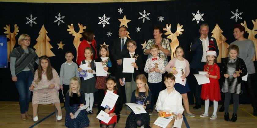 Międzyszkolny Konkurs Poezji i Piosenki Świąteczno-Zimowej
