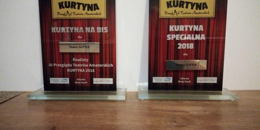 Teatr 2 LITTLE nagrodzony !