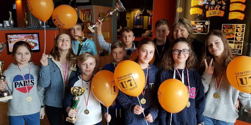 Sukces w Międzyszkolnych Mistrzostwach Bowlingowych
