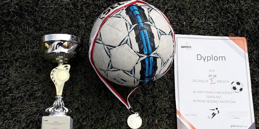 Mistrzowie Gdyni w piłce nożnej