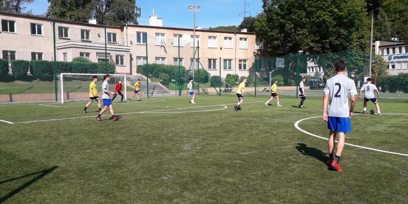 Piłka nożna i nasze zwycięstwo !!!