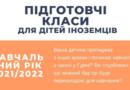 Rekrutacja 2021/2022 – klasy przygotowawcze dla dzieci obcojęzycznych