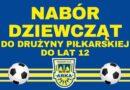 Nabór do drużyn piłkarskich Arki Gdynia
