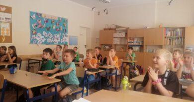 Żywa lekcja muzyki w klasach 0-3