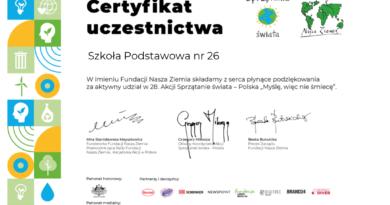 28. Akcja Sprzątanie świata – Polska