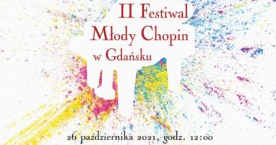 II Festiwal Młody Chopin w Gdańsku